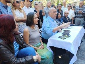 """Diputado Dávila desde Mérida: Institucionalidad que han querido crear con la """"fracción Clap"""" no existe"""