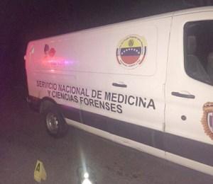 ¡Horror! Hallan cadáver de una mujer con varios disparos en Zulia (FOTOS)