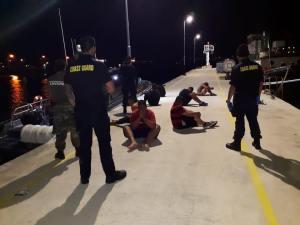Condenaron a capitán de barco venezolano que traficaba personas a Curazao