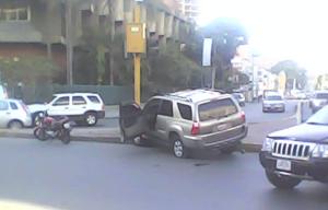 Autoridades frustraron un secuestro tras persecución y balacera en Las Mercedes