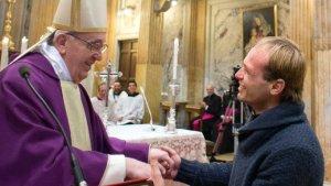 El uruguayo Gonzalo Aemilius, nuevo secretario personal del papa Francisco
