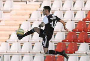El venezolano Alejandro Marqués convocado con el primer equipo de la Juventus