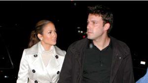 Primeras FOTOS de Jennifer López junto a Ben Affleck durante una escapada romántica