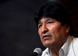 Evo Morales volverá a Argentina después de un misterioso viaje relámpago a Venezuela