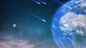 Encuentran nuevas evidencias de que meteoritos trajeron agua a la Tierra