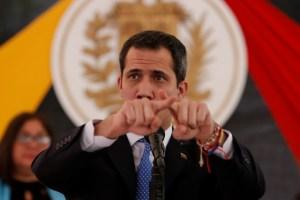Juan Guaidó en reunión con docentes pidió trabajar juntos para rescatar el sistema educativo