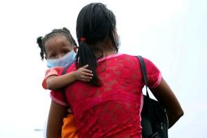 Al menos mil 652 migrantes venezolanos retornaron, según las cuentas de Maduro