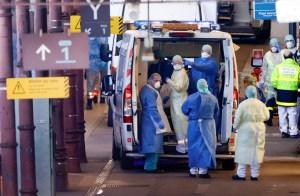 Francia registró la cifra de muertos por coronavirus más baja en una semana