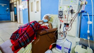 Pacientes renales en Puerto Ordaz de manos atadas ante restricción de combustible durante cuarentena