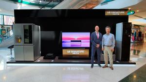 LG Electronics Latam y GAD Tecnology: ¡Una alianza futurista!