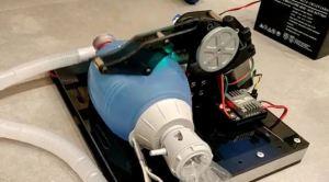 Cómo es el ingenioso aparato israelí que podría ser la solución a la escasez de respiradores