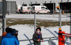 Rusia se acerca a 400 mil casos de Covid-19