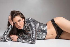 Lo que hace la cuarentena: Sin nada de ropa, actriz de RCTV mostró su cuerpo sin pena (FOTO)