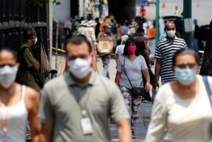 Venezuela registró la segunda cifra más alta de contagios por coronavirus, según Maduro