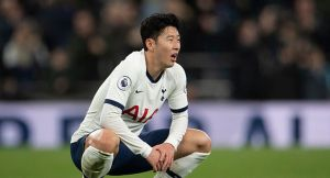 """Un """"póker"""" de Son da el triunfo a un Tottenham a la espera de Bale y Reguilón"""