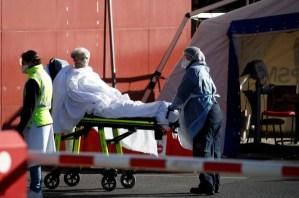 Francia reporta un récord de más de 45.000 nuevos casos de coronavirus en un día
