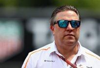 Director de McLaren admitió que la Fórmula 1 se encuentra muy frágil por la pandemia