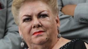 Con todo y coronavirus, Paquita la del Barrio se va de fiesta por su cumpleaños y le desean lo peor
