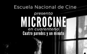 Microcine en cuarentena: Cuatro paredes y un minuto