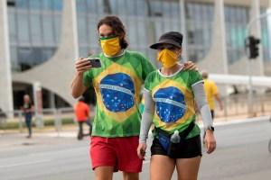 Brasil superó la cifra de 360 mil contagios tras nuevos casos en un día