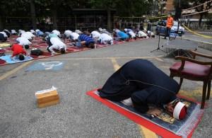 La pandemia azota a América Latina y ensombrece el final del Ramadán