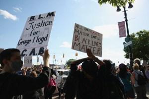 Muere joven en Detroit durante las protestas por sucesos de Minneapolis