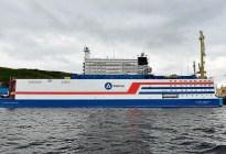 """El """"Titanic nuclear"""" de Rusia que no puede hundirse ni ante un tsunami navega por el Ártico y causa miedo"""