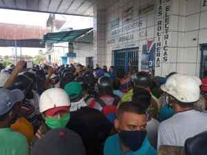 Campesinos y productores de Portugesa se declaran en emergencia y toman estación de servicio (Video y fotos) #24May