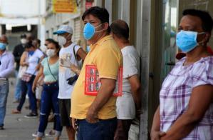 Colombia sigue elevando a ritmo acelerado los contagios por coronavirus