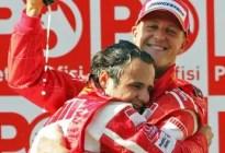 Felipe Massa habló de la delicada situación de Michael Schumacher