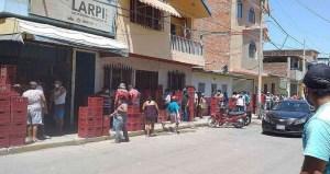 Más de medio centenar de venezolanos fueron detenidos en Lima por armar un rumbón clandestino