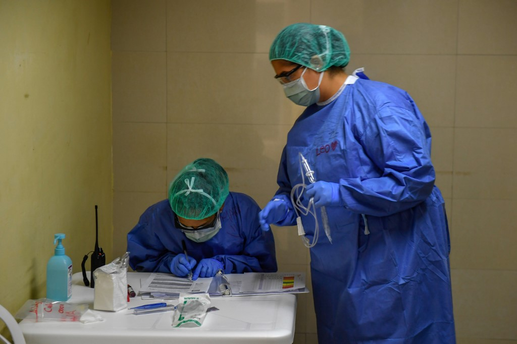 Venezuela hace menos pruebas PCR y está retrasada en el diagnóstico de Covid-19
