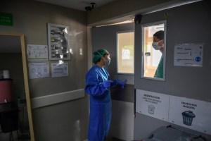 Lista oficial de muertes por Covid-19 no incluye a personal de salud en Venezuela