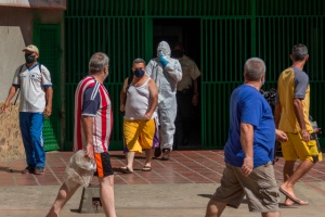 Régimen de Maduro reportó 424 nuevos casos de Covid-19