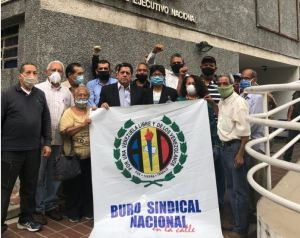 Acción Democrática juramentó nueva Secretaria Sindical Nacional del partido (Video)