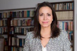 María Corina Machado cuestionó la designación de un nuevo CNE írrito