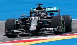 Hamilton domina la primera sesión de ensayos libres del GP de Austria (FOTOS)