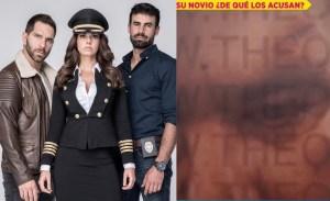 Protagonista de Televisa y su novio venezolano agreden a un paparazzi