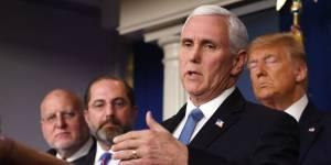 Mike Pence retrasó su viaje a Arizona tras detectar casos de Covid-19 en los agentes del Servicio Secreto