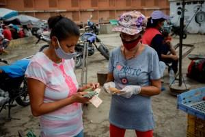 Solo el 33% de las mujeres venezolanas tienen un trabajo estable