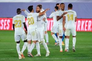 El Real Madrid dio un gran paso hacia el título tras sufrida victoria ante Getafe