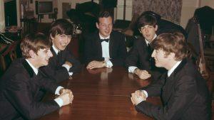 """Brian Epstein, agente que descubrió a The Beatles, tendrá su película titulada """"Midas Man"""""""