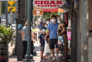 Florida informó casi 9,500 nuevos casos de coronavirus este #3Jul