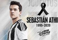 Murió el actor de Disney Sebastián Athié, a los 24 años
