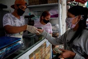 Al menos el 70% de los hogares de las parroquias caraqueñas reportan caída del consumo de alimentos