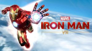 """""""Marvel's Iron Man VR"""", el juego donde puedes convertirte en Tony Stark (Video)"""