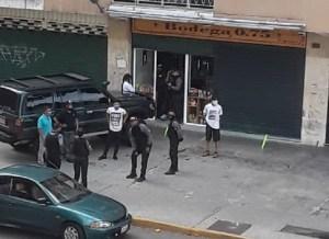 Denuncian a la PNB Antidrogas por presuntas extorsiones en el municipio Chacao (VIDEO)