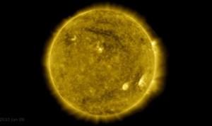 El impactante VIDEO de la Nasa que condensa una década del sol en una hora