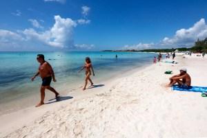 Reapertura del paraíso: Riviera Maya ya da acceso a las playas públicas (Fotos)