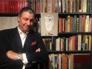 Karl Krispin: El arte es la propuesta afirmativa ante el hundimiento